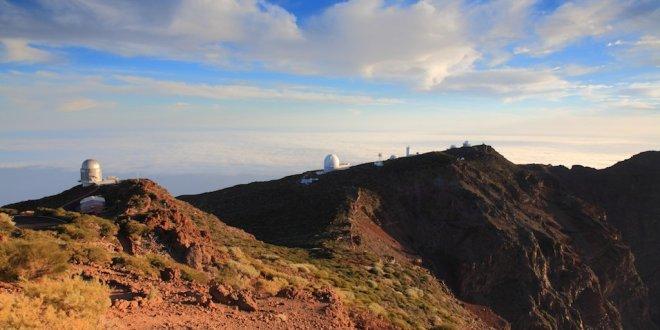 Observatorio en La Palma