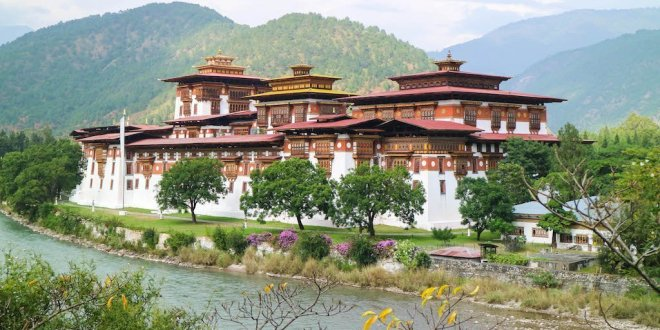 Fuerte de Punakha