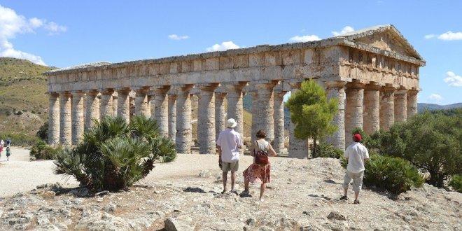 El Templo de Segesta