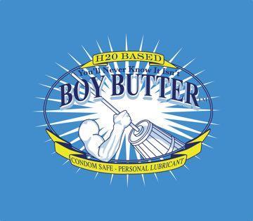 Lubrifiant personnel Boy Butter H2O