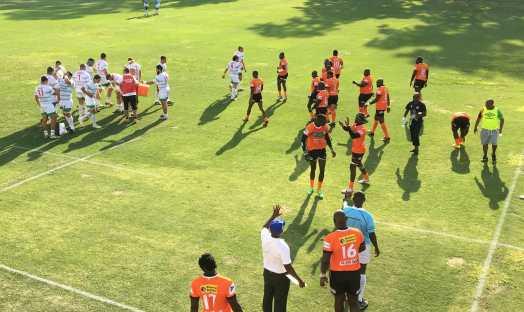 rugby zambia bronce copa argelia acción