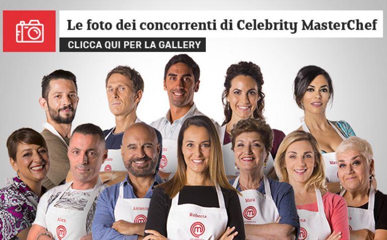 partecipanti celebrity masterchef italia 2017