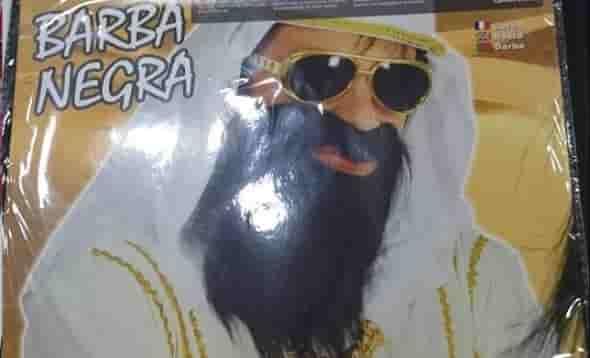 barba finta ritirata dal commercio