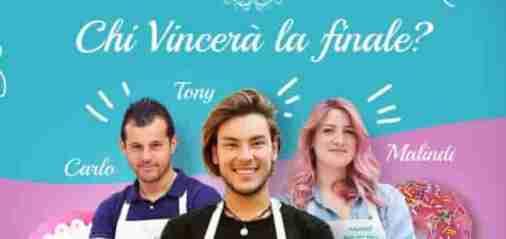 vincitore bake off italia 2017