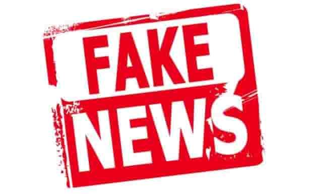 pulsante rosso contro le fake news