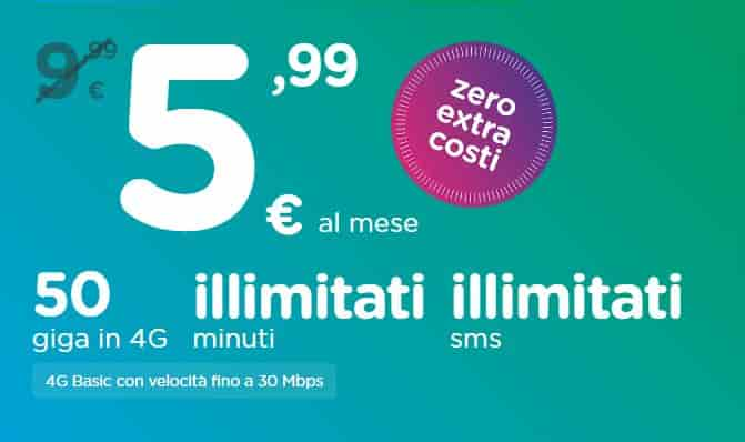 Promo Ho. Mobile 50 GB