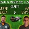 Dario Morello, Beppe Scienza e Max Esposito live sulla Pagina della Morello Football School
