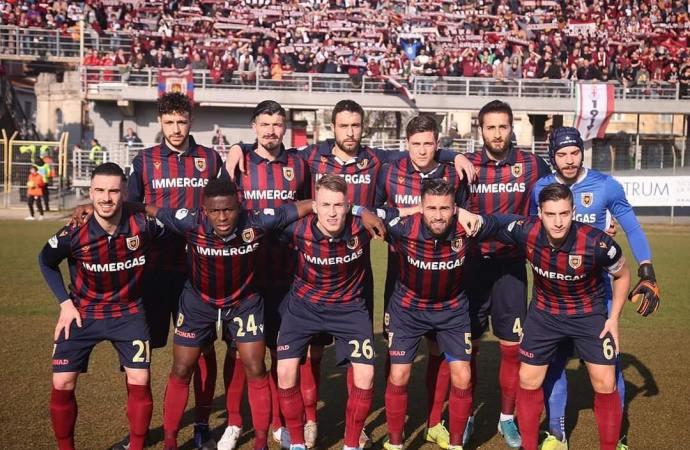 La Reggiana tornerà in campo a fine giugno per giocarsi l'accesso alla Serie B