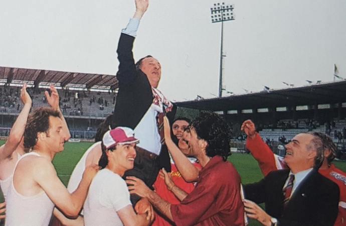 Accadde oggi: 27 anni fa coronammo un sogno inseguito 64 anni, è Serie A
