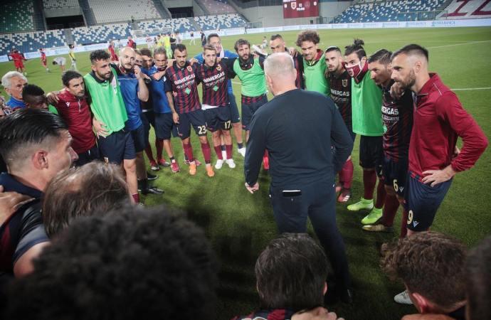 Per conquistare la finale per la Serie B, la Reggiana deve giocare da Reggiana