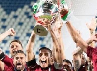 La Reggiana completa l'iscrizione alla Serie B