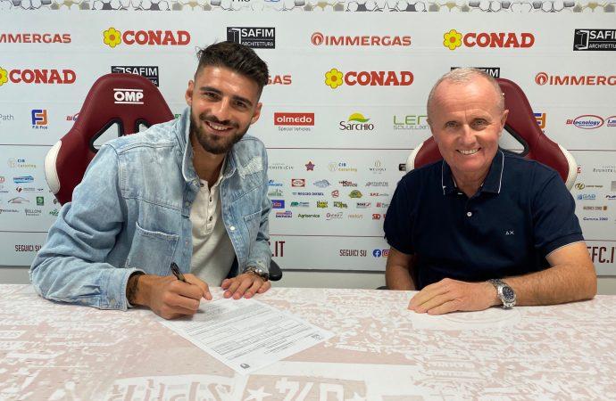 Arriva il rinforzo per la difesa: Matteo Di Gennaro granata per 3 stagioni
