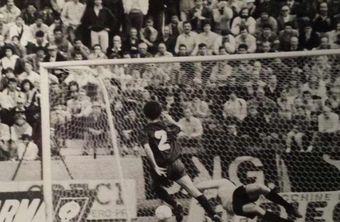 """Reggiana Forever: Saverio Albi """"Quel gol nel derby col Parma è rimasto nella memoria dei reggiani"""""""