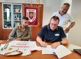 Fausto Rossi testimonial per il rinnovo con lo sponsor Righi