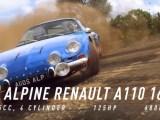 DiRT rallye 2.0 Alpine LOGO