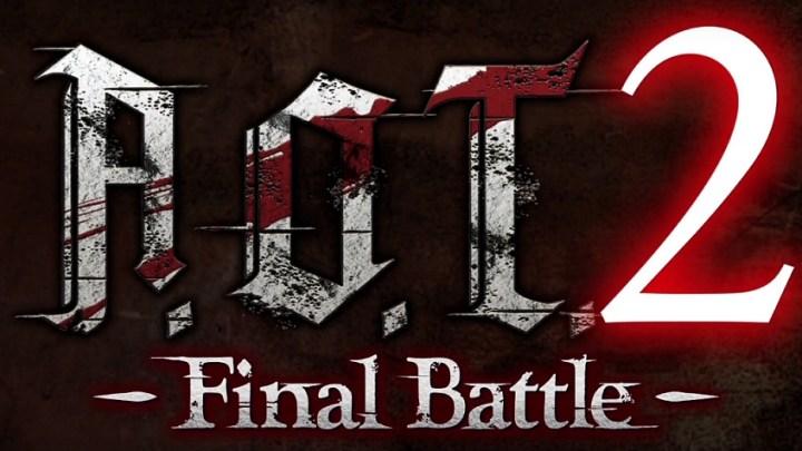 AOT 2 : Final Battle annoncé !