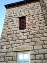 The historic jail, part of both the ghost tour and the AVA walk.