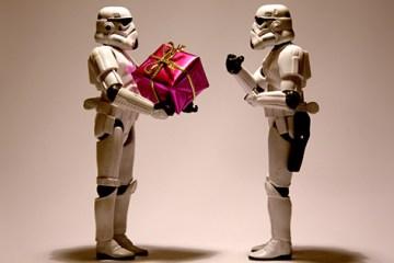 Cadeaux Star Wars Stortrooper