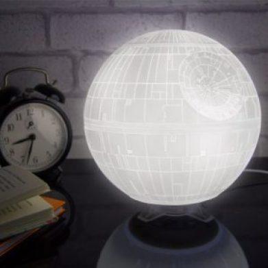 Cadeaux Star Wars - Lampe d'ambiance étoile de la mort