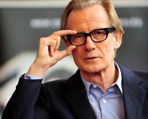 Role play Bill Nighy