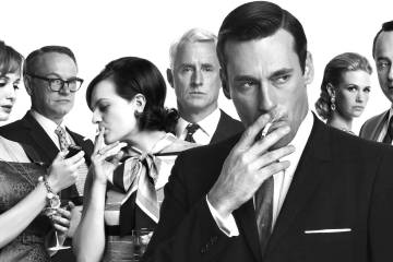7 samedi séries Mad Men Daria Community