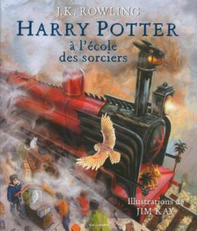 Harry Potter Illustré livres