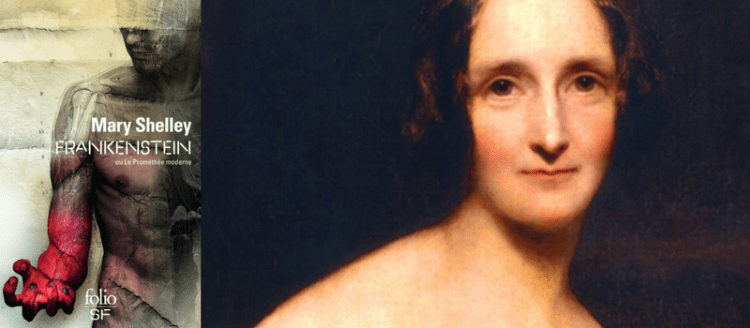mary shelley auteure science fiction