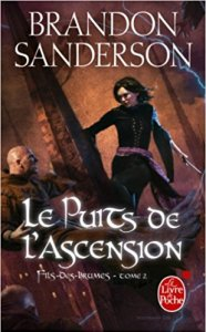 le puis de l'ascension de Brandon Sanderson