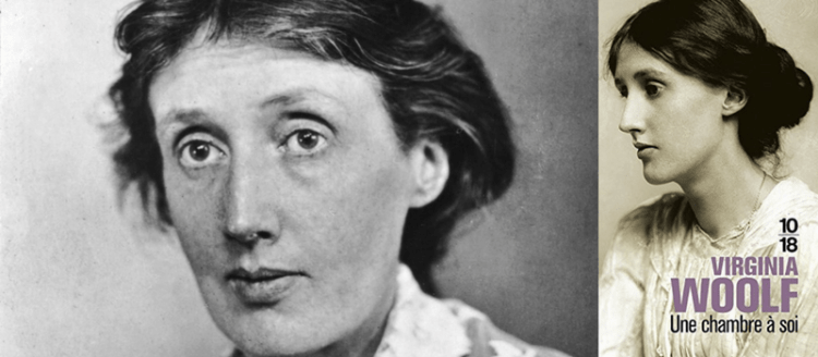 virginia woolf auteure