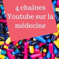 4 chaînes Youtube qui parlent de médecine