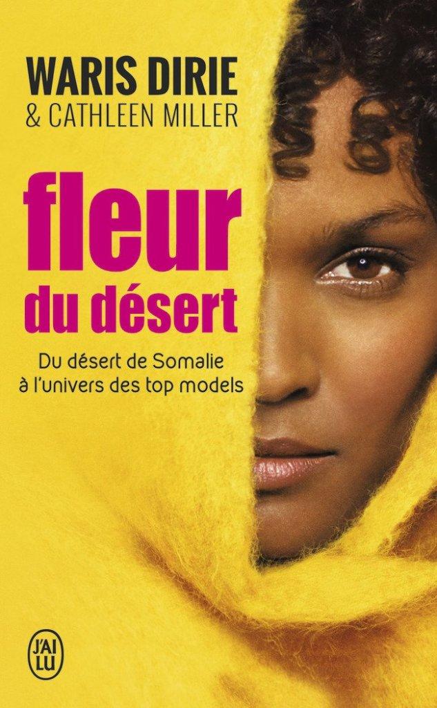 Fleur du désert de Waris Dirie - roman féministe