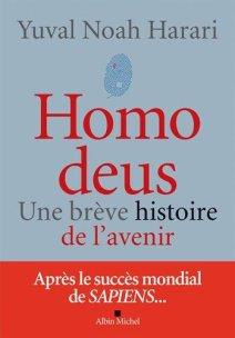 Livre cadeau - Homo deus de Yuval Noah Harari