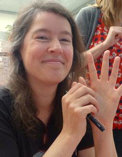 Aurélie Wellenstein - Autrices françaises de fantasy