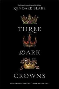 TAG PKJ - Three Dark Crowns