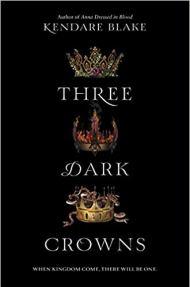 TAG PKJ - Three Dark Crowns