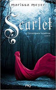 Scarlet de Marissa Meyer - Point lecture