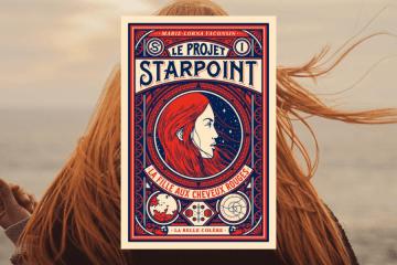 chronique la fille aux cheveux rouges - Marie-Lorna Vaconsin