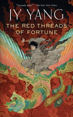 The red threads of fortune de JY Yang