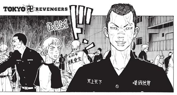 Avis Manga Glénat : Tokyo Revengers – Tome 4, la grosse claque ...