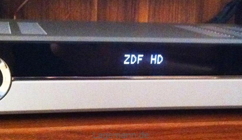 Technisat HD K2 in silber
