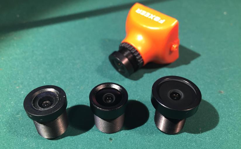 Ersatzlinsen für die FPV Camera
