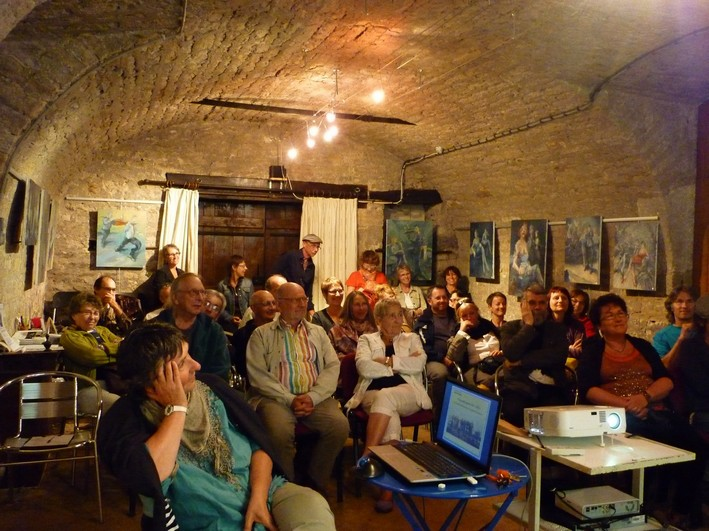 Chambres d'hôtes la Gémuloise conférence Philippe Guerry