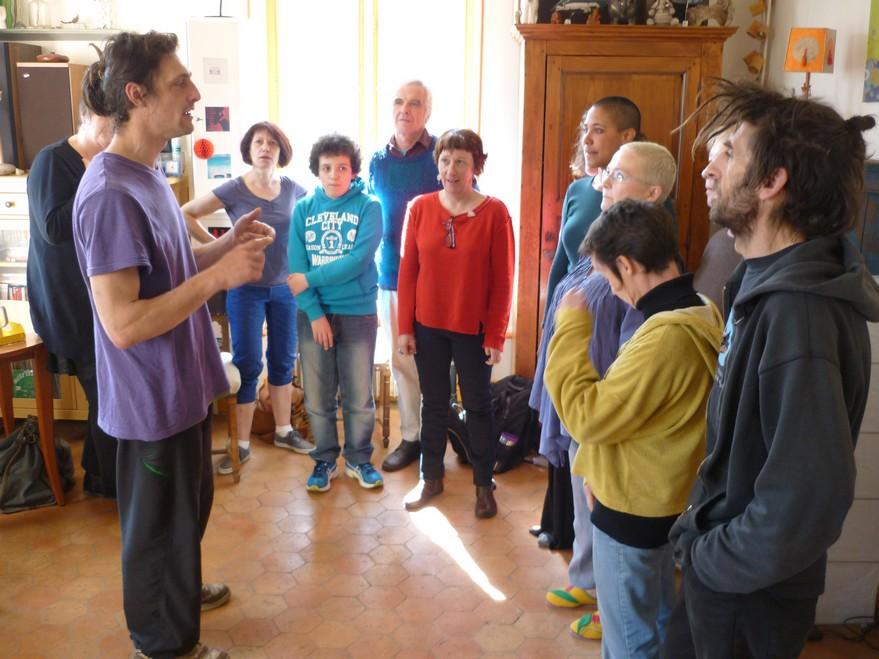 Chambres d'hôtes La Gémuloise stage voix