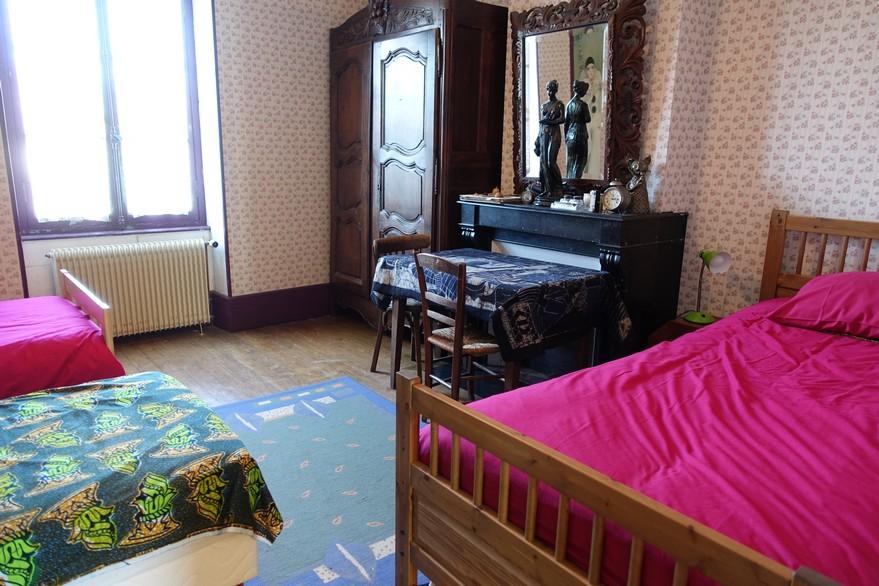 chambres d'hôtes la Gémuloise chambre fleurie