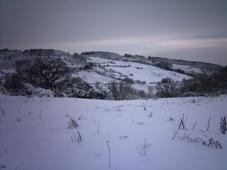 Chambre d'hôtes la Gémuloise Chaume en hiver