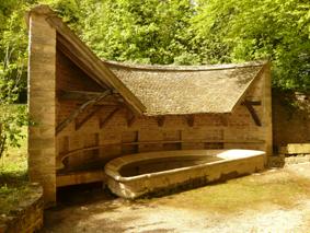 Chambre d'hôtes la Gémuloise lavoir de Poncey