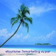 tourisme: plage et cocotier