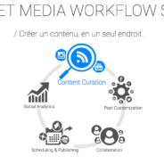 outil web de partage social