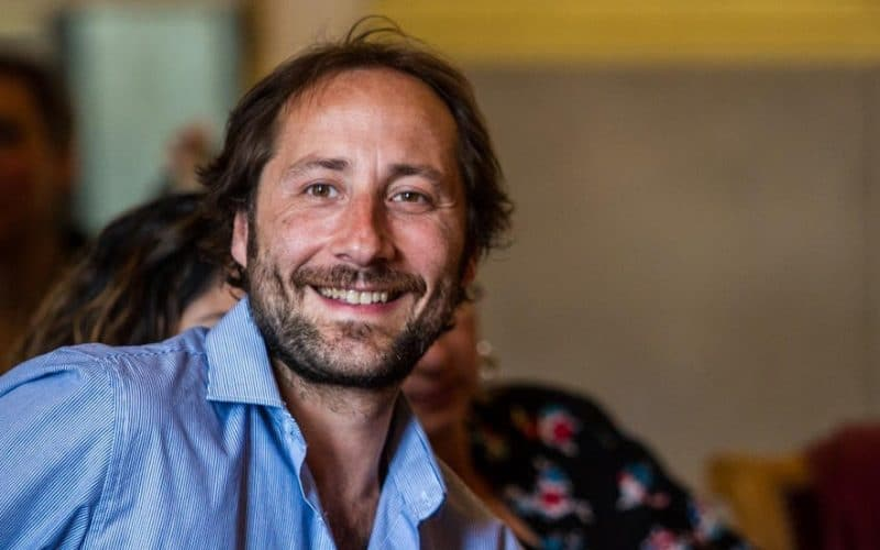 Alexandre Jost, fondateur et délégué général de la Fabrique Spinoza