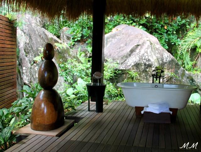 baignoire spa hotel maia